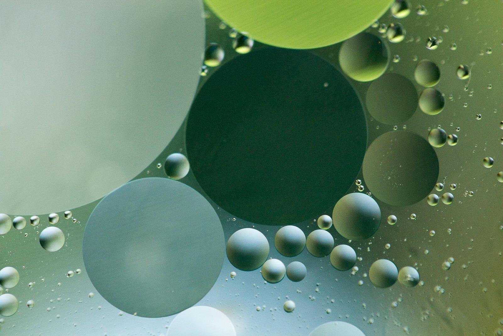Alg. 3 Olie Druppels 03